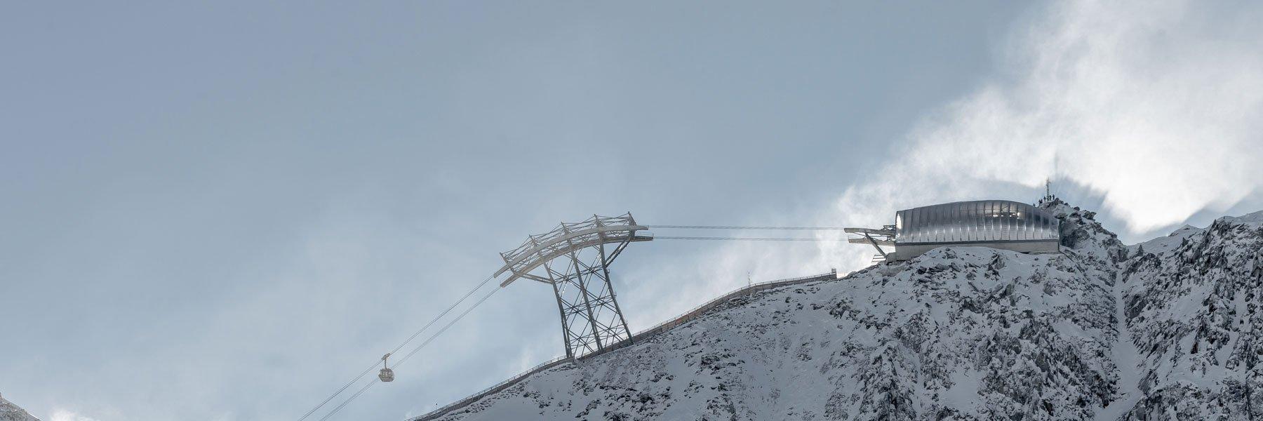 Gaislachkogelbahn Sölden